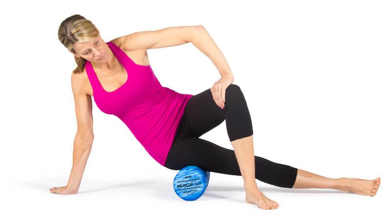 contrattura muscolare foam roller
