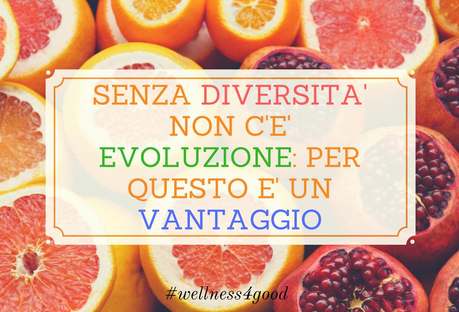 AUTISMO E DIVERSITA' COME VANTAGGIO DELL'EVOLUZIONE